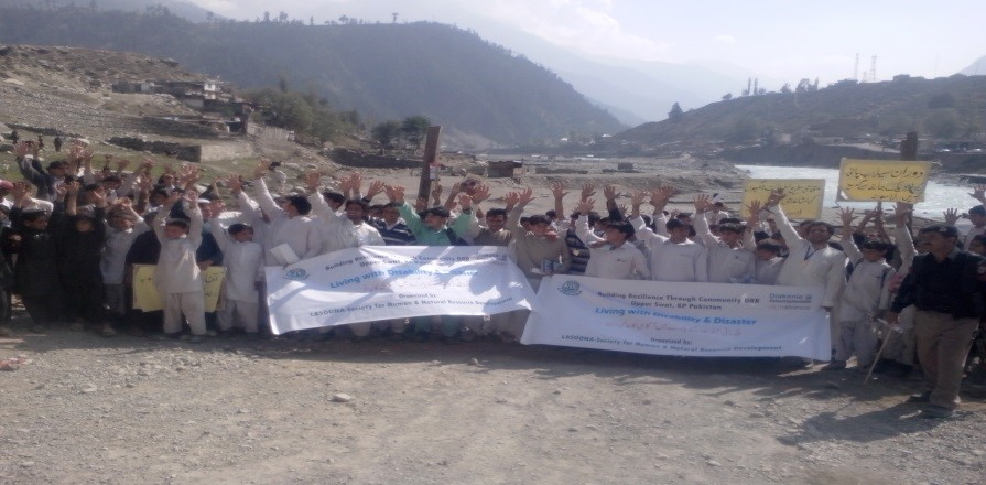 LASOONA observed International Disaster Risk Reduction Day