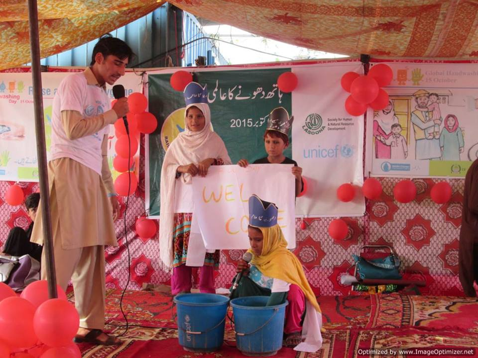 LASOONA observed Global Hand Washing Day