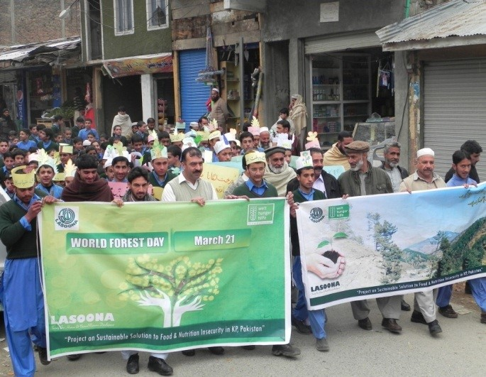 International Day of Forests Observed