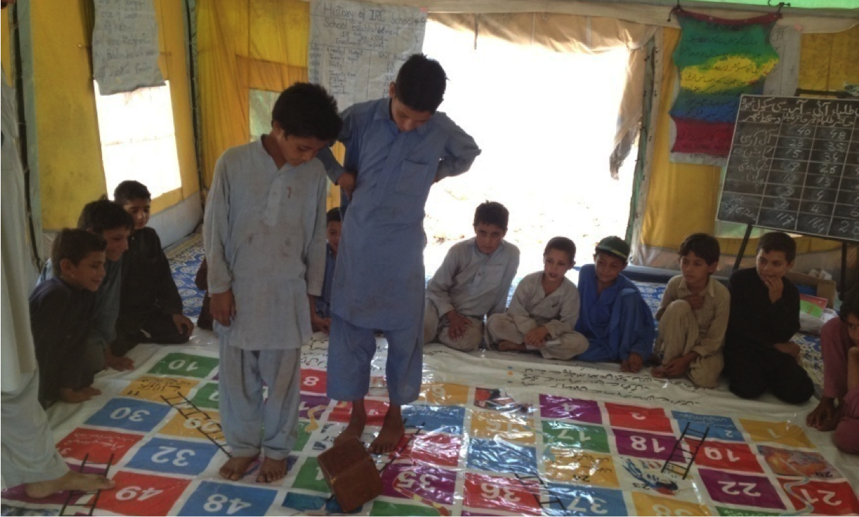 Emergency WASH Response for Temporarily Displaced People- Jalozai Camp (KPK)